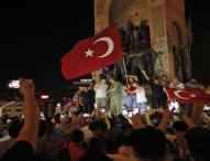 Turchia: golpe fallito, i numeri e le reazioni occidentali