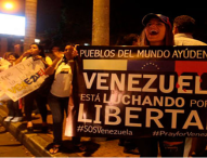 El oscuro panorama de Venezuela