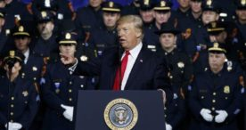 What if the president endorses police brutality?