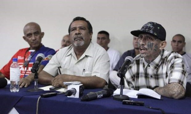 The relationship between Salvadoran gangs and the United States