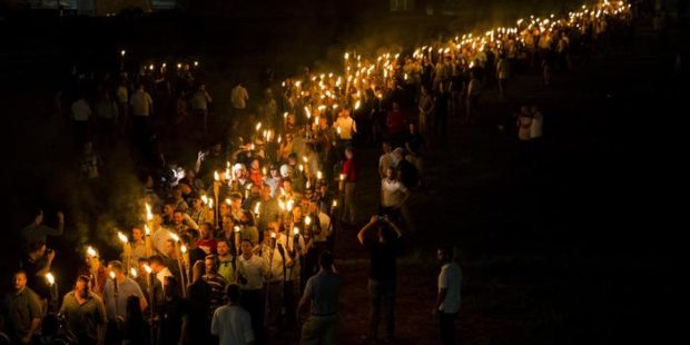 The white supremacist rally and the failure of humanity