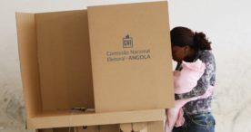 Angola vai ao voto e José Eduardo dos Santos não é candidato