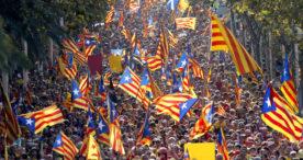 L'indipendenza della Catalogna tra scontri, crisi ed alta tensione