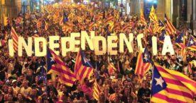 A independência da Catalunha entre confrontos, crises e alta tensão política